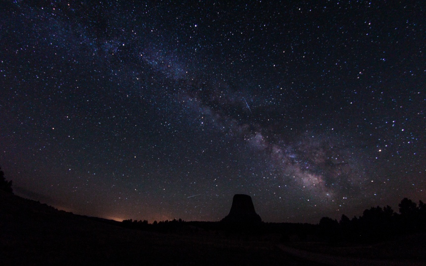 Devil's Tower, Wyoming, USA - Andy Smith 2