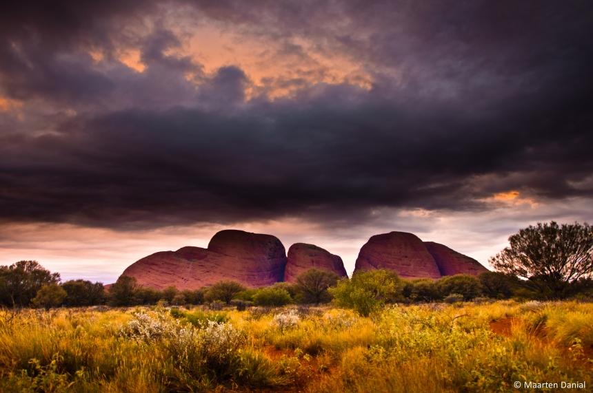 Kata Tjuta, Northern Territory, Australia - Maarten Danial