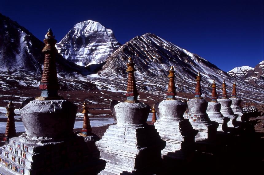 Mount Kailash, Autonomous Region of Tibet - Yasunori Koide