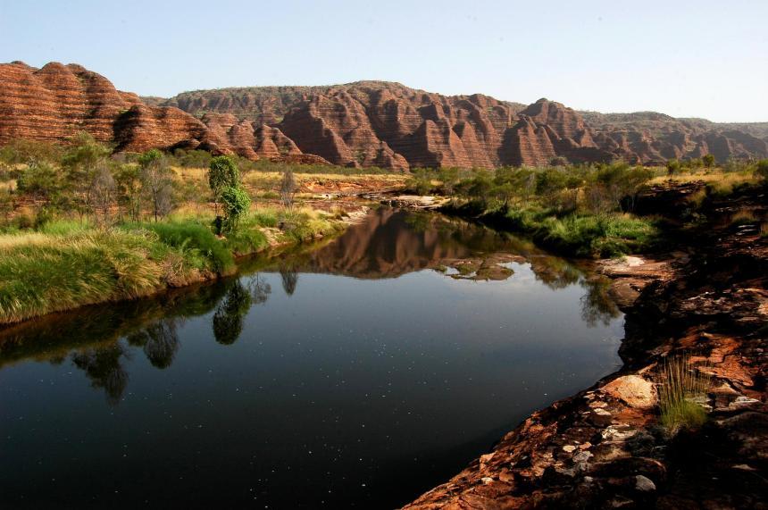 Purnululu, Kimberley, Western Australia - David
