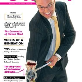 Issue 2: Economize